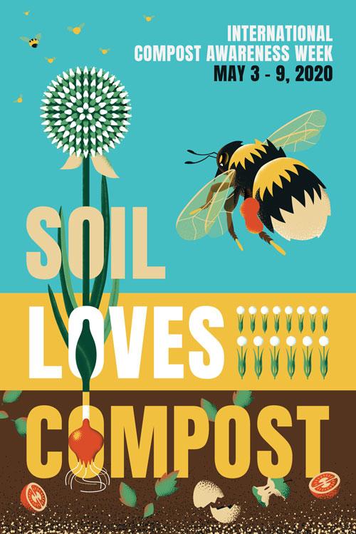 International Compost Awareness Week - SCARCE